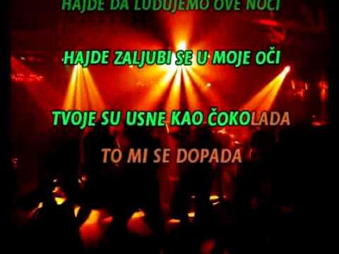 Tajci - Hajde da ludujemo (Karaoke) www.lacampanella.com