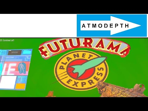 EPIC FUTURAMA Zombies Multi Pack A Punch Fun Video - MYSTORY Nr37