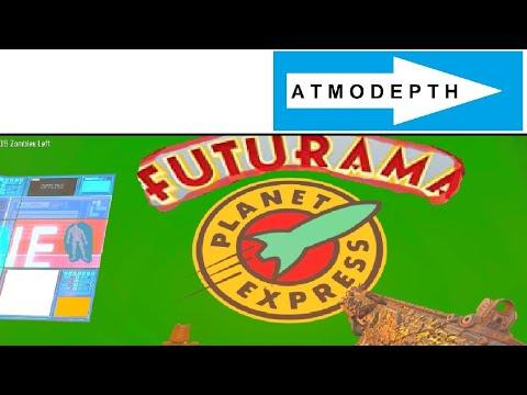 EPIC FUTURAMA Zombies Multi Pack A Punch Fun Video - MYSTORY Nr37