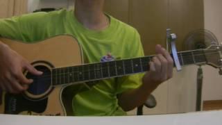 Phạm Hồng Phước | Anh Sẽ Tốt Mà Guitar Cover | Kee Tam Hoàng (kèm hợp âm)