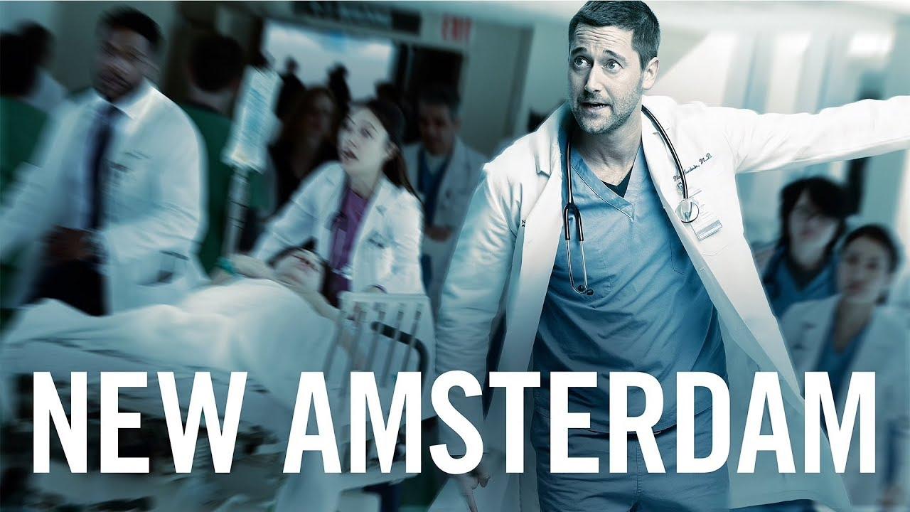 Resultado de imagen de new amsterdam nbc