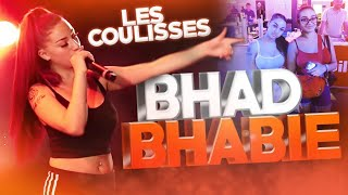 BACKSTAGE WITH : BHAD BHABIE. LIVE IN BELGIUM 🇧🇪 &  PARIS 🇫🇷