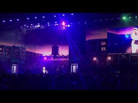 Eminem w/ Skylar Grey - Stan (Coachella 2018)