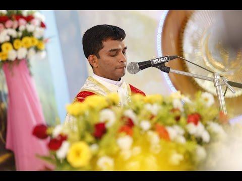 Syro Malabar Priestly Ordination and First Holy Qurbana- Fr. Jobin Pallikkamalil (C.M)
