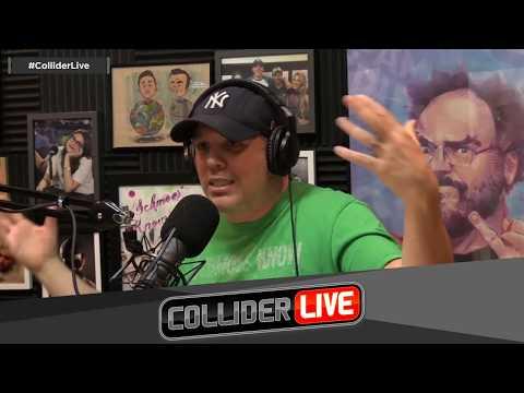 Wreck It Ralph 2 Reactions? - Collider Live #34