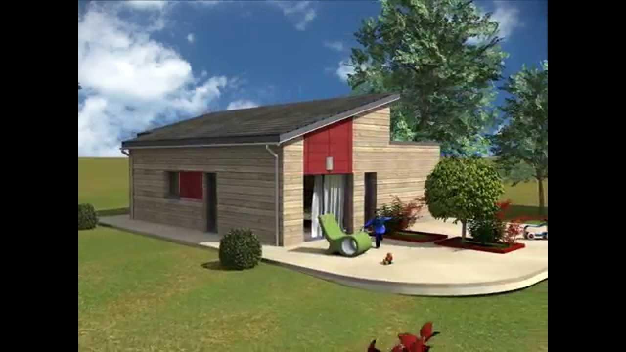 habitat poulingue esprit moderne 09 youtube. Black Bedroom Furniture Sets. Home Design Ideas