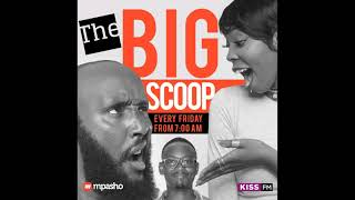 The Big Scoop: Hamisa Mobeto responds to rumours that her son was sired by Jaguar