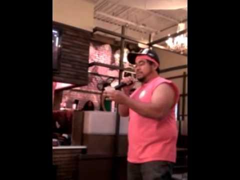 Lose yourself. District karaoke. Finals. 7/24/13