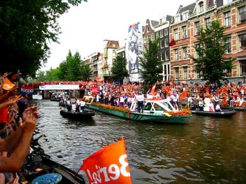 Nederland rondvaart Amsterdam