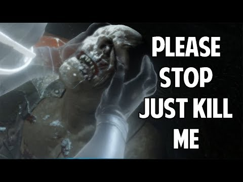 Shadow of War - Don't shame Orc too much or this will happen
