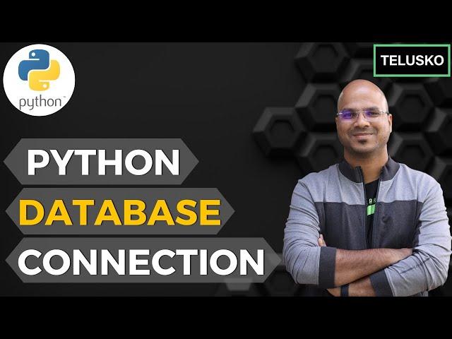 #72 MySQL Workbench Setup   Python Database Connection