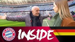 Ein Tag mit Stadionsprecher Stephan Lehmann   Inside FC Bayern