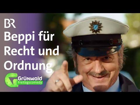 Beppi verteilt Strafzettel   Grünwald Freitagscomedy