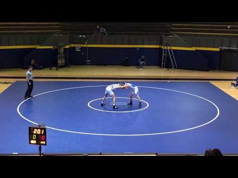 Jake Power (TMU) vs. Spartanburg Methodist College (2018)