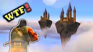 Fortnite Funny and WTF Moments (IN THE CLOUDS!) (Battle Royale)