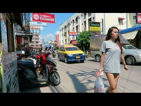 Soi Buakhao in the Daytime – Pattaya Vlog 148