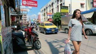 Soi Buakhao in the Daytime Pattaya Vlog 148