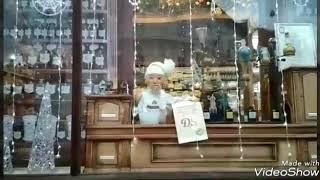 видео Музей шоколада во Львове
