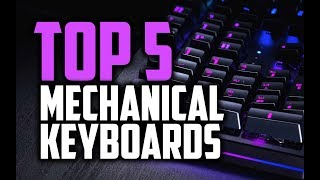 Best Mechanical Keyboards (Mid-2018) - Which Is The Best Mechanical Keyboard?