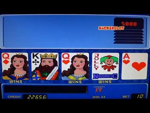 секрет American Poker игровой автомат Новоматик Кобра