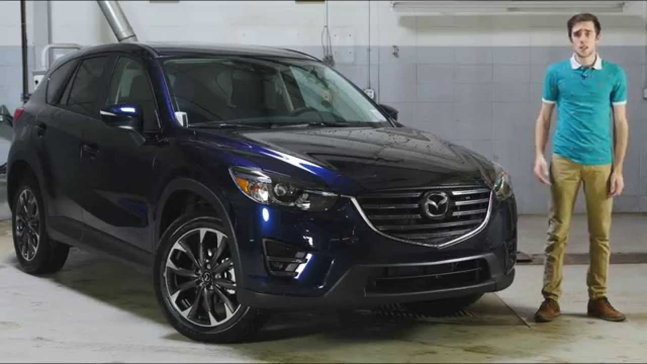 Review of 2016 mazda cx 5