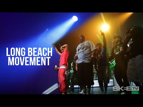"Snoop Dogg x Long Beach City Movement ""Beach City"" LIVE on SKEE TV"