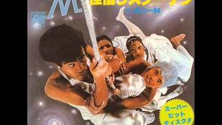 Never Change Lovers in the Middle of the Night / Boney M