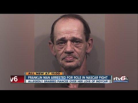 Police: Johnson County man choked fiancee for 'trash talking' NASCAR