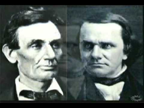 7 The Lincoln Douglas Debates  1858