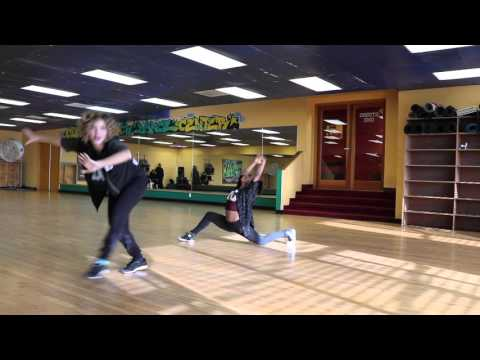Party Favors  Tinashe  Choreography  Angel Gibbs & Camren Bicondova