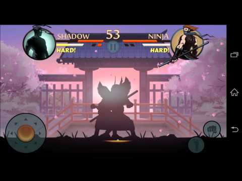 SHADOW FIGHT 2 DUEL: JUDO! (Throws Only)