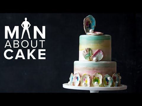 This Cake is Your OYSTER (Shucking Awesome Beach Wedding Cake) | SEASON 5 FINALE Man About Cake