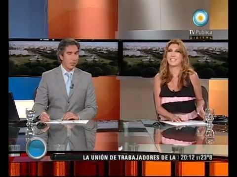 Tv Pública Argentina # Brasil 6ª maior economia do mundo # Malvinas para Argentina já! (Esp.)