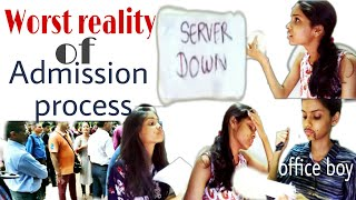 Gambar cover Truth Behind College Admission Process|Questionable?|Indian Education system|2019|vedikajaokar