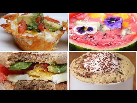 6 Vegetarian Breakfasts