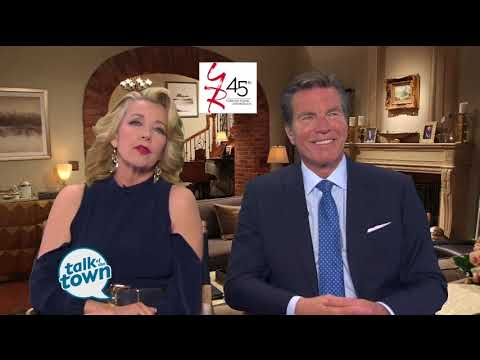 The Young and The Restless Celebrates 45th Anniversary!