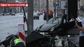 Сына экс-губернатора, погибшего в Москве, 30 раз штрафовали за гонки