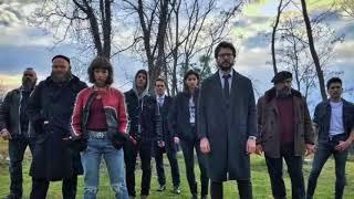 La Casa De Papel   Bella Ciao   Original song   Long version   Netflix