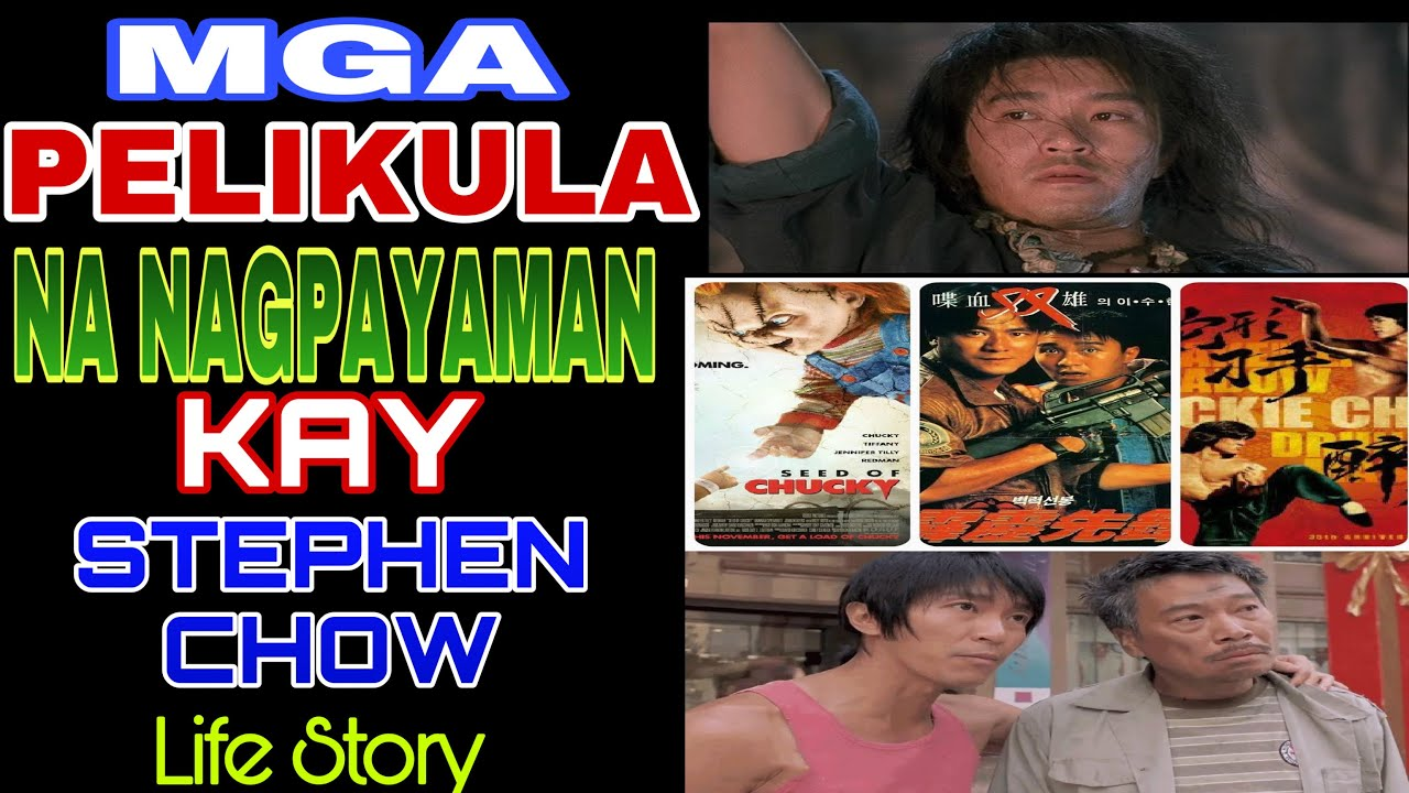 Stephen Chow Sing Chi Tagalog Full Story Youtube