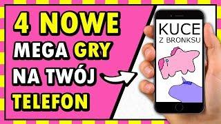 GRA o KUCACH Z BRONKSU na telefon ◉_◉ (4 NOWE, SUPER GRY)