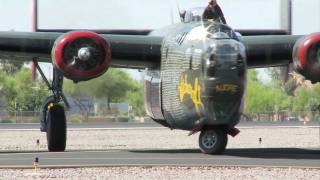 B-24 Liberator : Past and Present