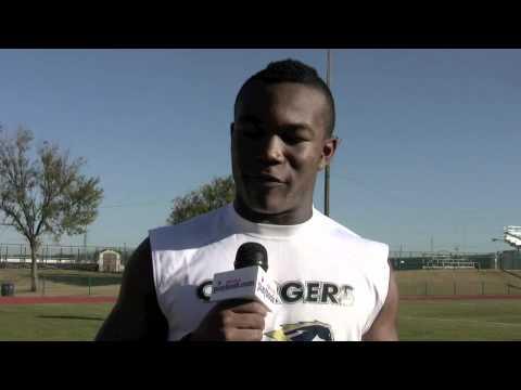 Oklahoma Top 5 Running Backs 2012