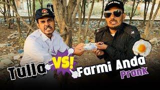   Tulla Vs Farmi Anda Prank   By Ahmed Khan & Farukh Buddha In   P4 Pakao   2020