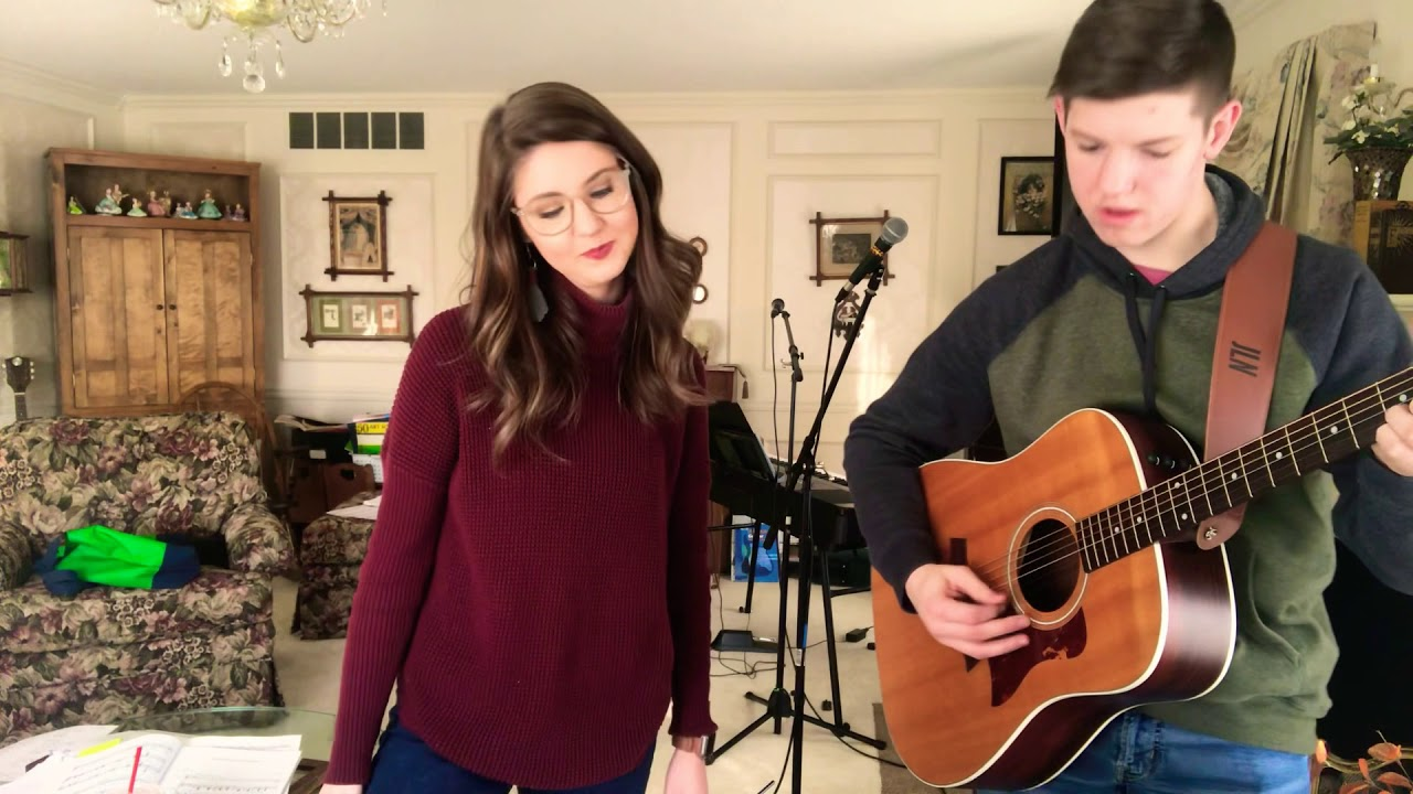 """Next To Me"" Cover"