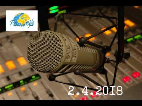 """2.4.2018, Η Ν.Β. μιλάει στον Planet 90.6 της Ιεράπετρας για την είσοδο στο μνημονιακό """"μεταμνημονιακό"""" καθεστώς έως το 2060"""