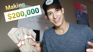 How I Made Nearly $200,000 At Age 21!! What Do I Do?