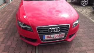 auta z niemiec 13 05 2016 audi a4 halle