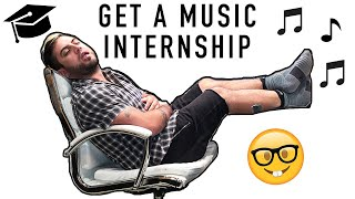 how-to-get-an-internship-in-the-music-industry
