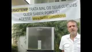 Não é uma Brastemp - NÃO COMPRE UMA BRASTEMP - GELADEIRA HORRIVEL twitter.com/oboreli