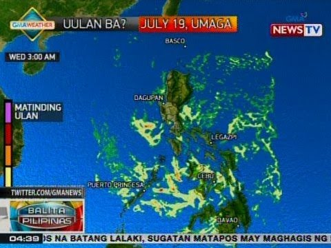 BP: Weather update as of 4:38 p.m. (July 18, 2017)